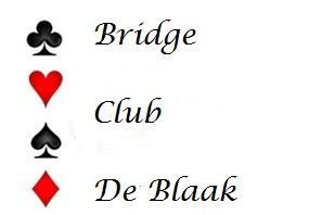 Bridgeclub De Blaak logo